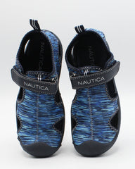 NAUTICA Kettle Gulf Sandal (Infant/Toddler) - Blue - Vim.com