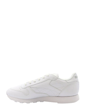 REEBOK Classic Leather Low Top Sneakers (Pre School) - White - Vim.com