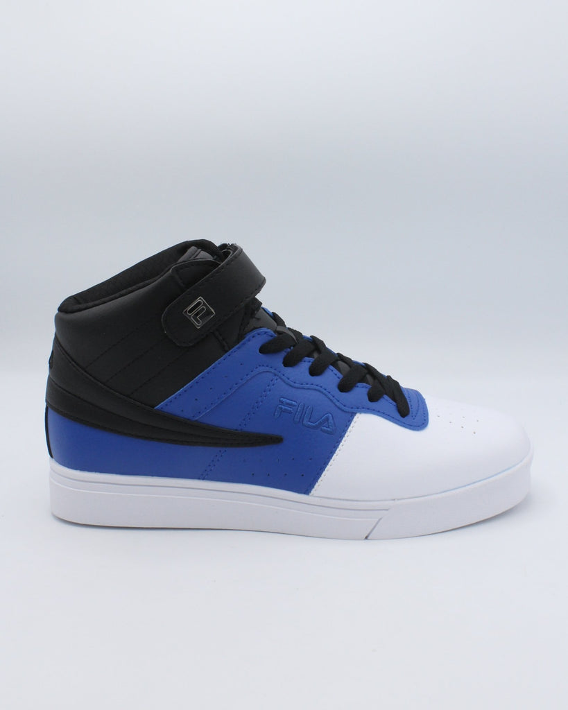 FILA Men'S Vulc 13 Mp Bc Sneaker - Black Blue White - Vim.com