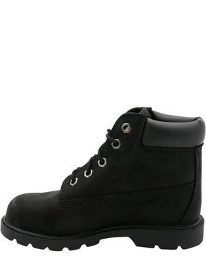 TIMBERLAND 6-Inch Waterproof Boots (Toddler/Pre School) - Black - Vim.com