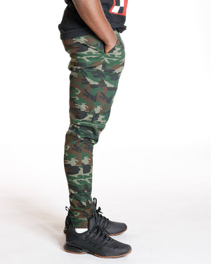 VIM All Over Twill Jogger - Camo - Vim.com