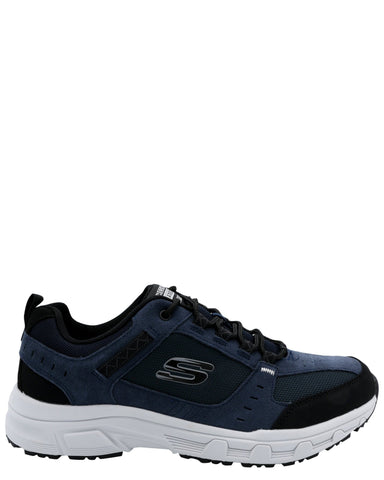 SKECHERS-Men's Oak Canyon Sneaker - Navy-VIM.COM