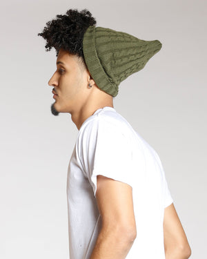VIM Ribbed Cuffed Beanie (Available In 6 Colors) - Vim.com