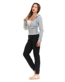 Women's Basic Fleece Bottom Joggers
