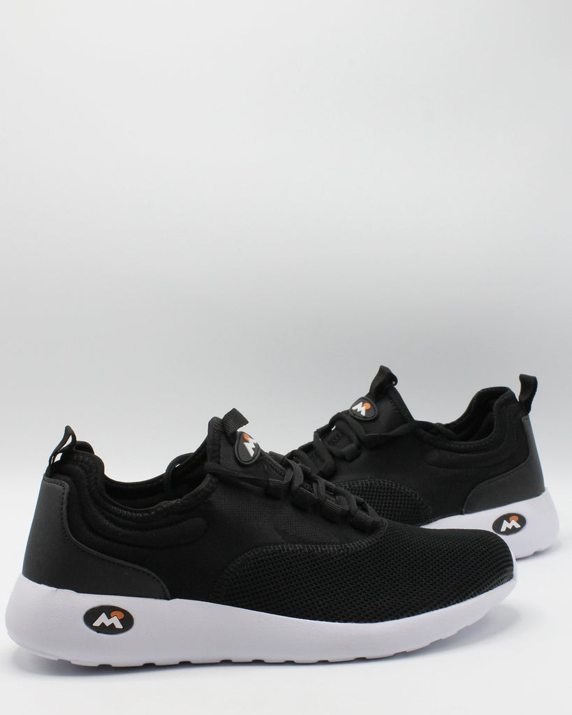 MOUNTAIN GEAR Men'S Odyssey Sneaker - Black - Vim.com