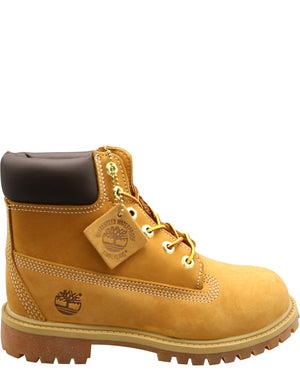 TIMBERLAND-6-Inch Waterproof Boots (Pre School) - Wheat-VIM.COM