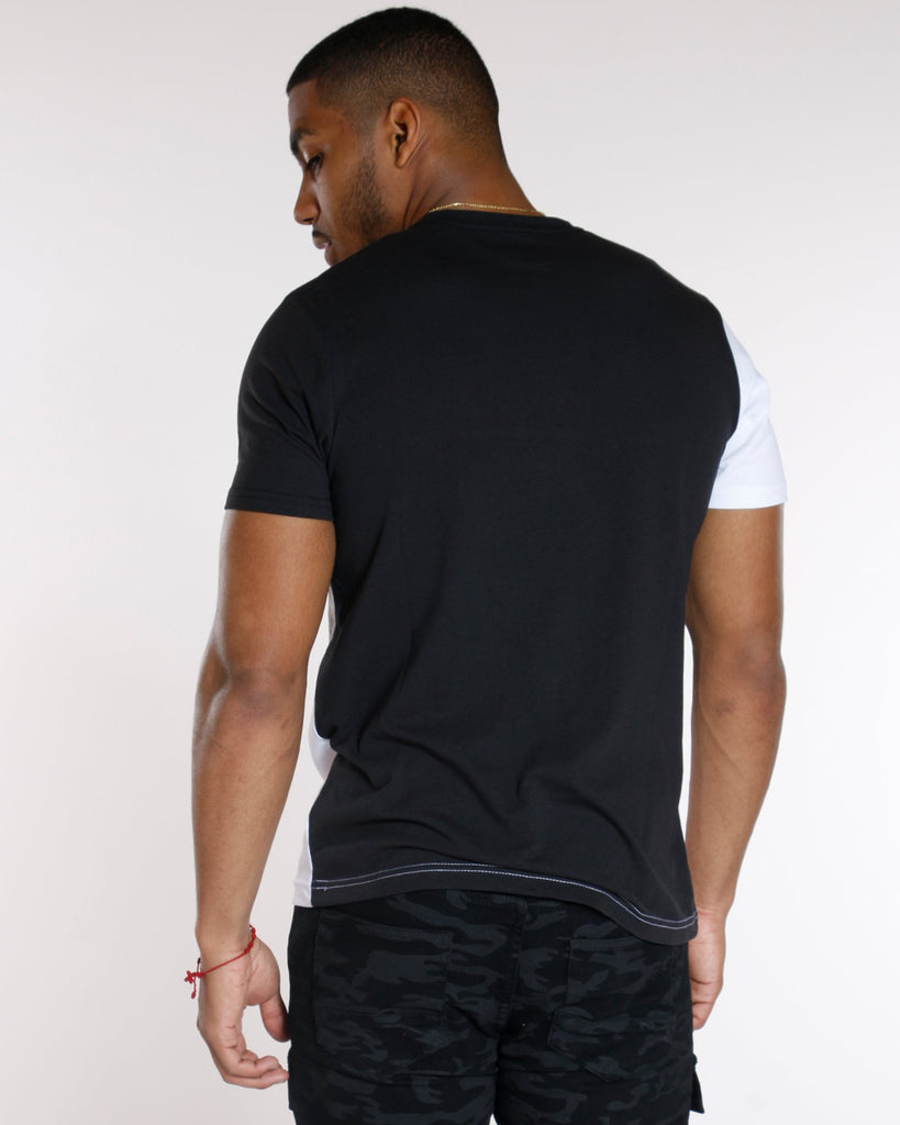 LEVI'S Levi'S Color Block Tee - Black - Vim.com