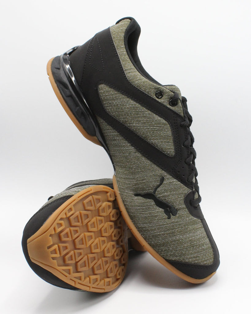 PUMA Men'S Tazon 6 Heather Rip Sneaker - Forest Night - Vim.com