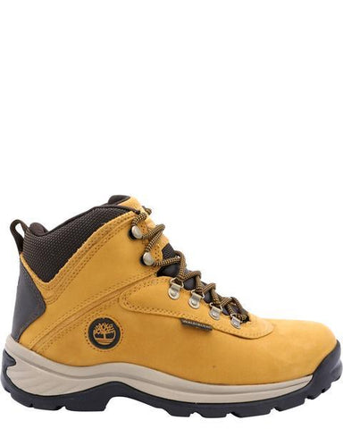 TIMBERLAND-Men's White Ledge Waterproof Hiking Boot - Wheat-VIM.COM