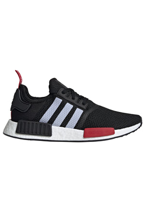 Men's NMD R1 Sneaker - Black Red