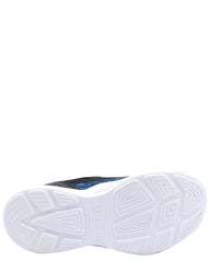 SKECHERS Erupter 3 Sneaker (Pre School) - Black Lime - Vim.com