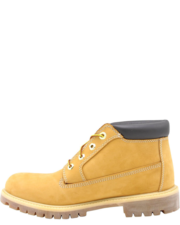 TIMBERLAND Men'S Icon Waterproof Chukka Boot - Wheat - Vim.com
