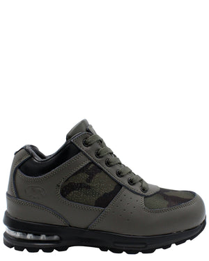 MOUNTAIN GEAR D Day Camo Boot (Grade School) - Grey - Vim.com