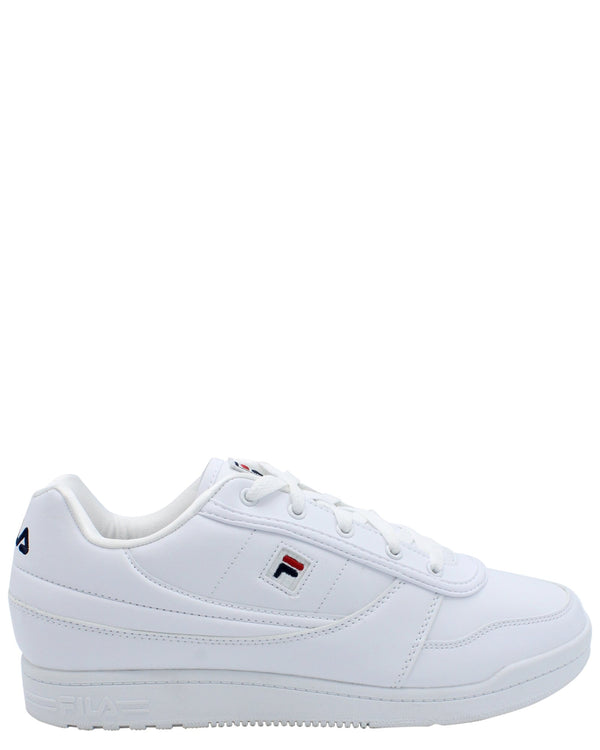 FILA Men'S Bbn 84 Low Sneaker - White - Vim.com