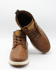 LEVI'S Men'S Atwater Burnish Sneaker - Tan - Vim.com