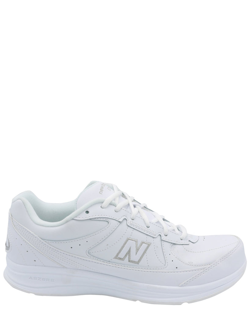NEW BALANCE Men'S Health Walking Wide Width Sneaker - White - Vim.com