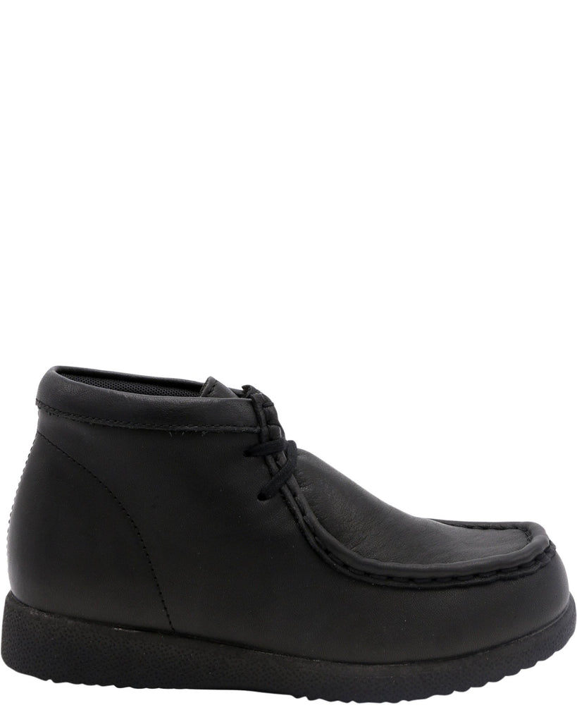 Hush Puppies Boys' Bridgeport Original Boots (Pre School) - Black - Vim.com