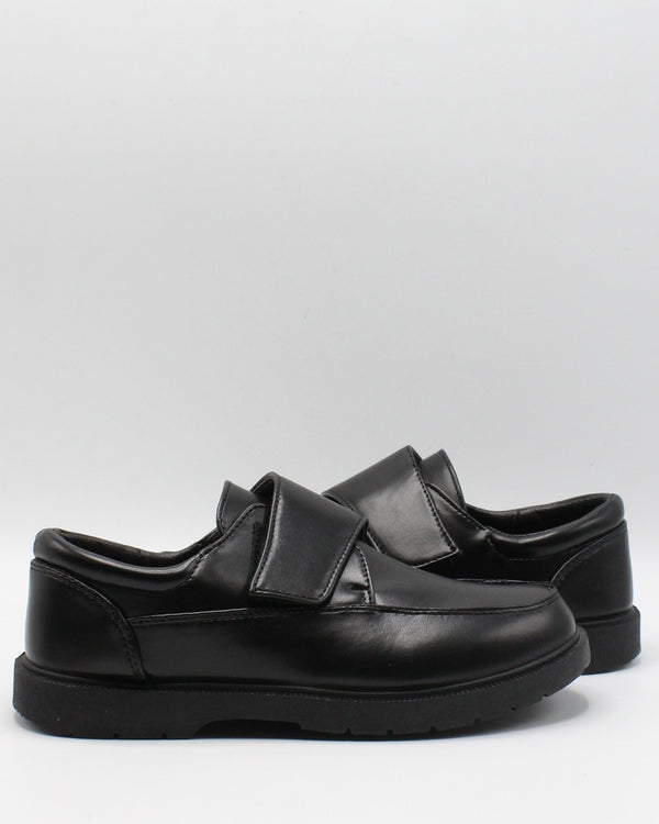 VIM Slip In Strap Shoe (Pre School) - Black - Vim.com