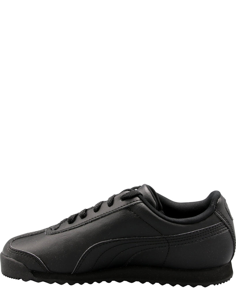 PUMA Boys' Roma Basic Sneakers (Pre School) - Black - Vim.com