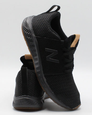NEW BALANCE Fresh Foam Sport V1 Sneaker (Pre School) - Black - Vim.com