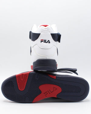 FILA Men'S Multiverse Sneaker - White Navy - Vim.com