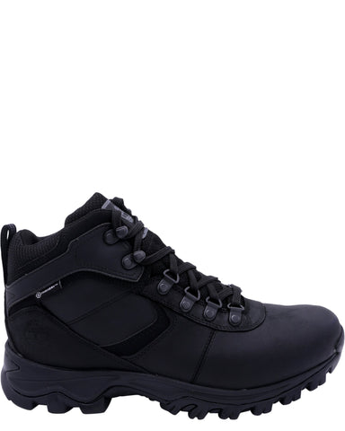 TIMBERLAND-Men's Mt Maddsen Waterproof Boot - Black-VIM.COM