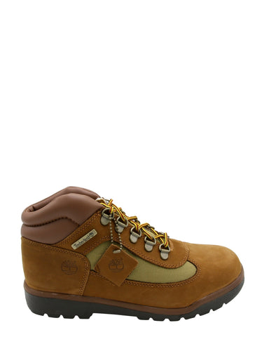 TIMBERLAND-Waterproof Field Boots (Grade School) - Brown-VIM.COM