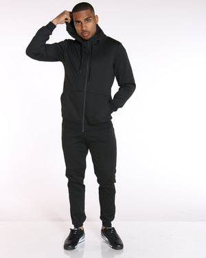 VIM Tech Fleece Jogger - Black - Vim.com