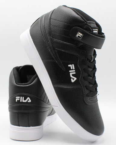 FILA-Men's Vulc 13 Mp Phente Sneaker - Black White-VIM.COM