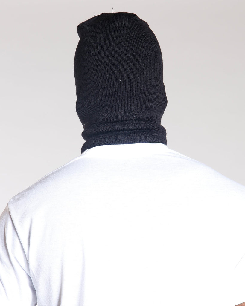 VIM Visor Ski Mask With Zipper - Black - Vim.com