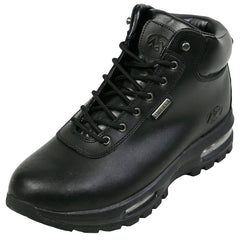 MOUNTAIN GEAR Men'S Cam Air Cushion Chukka Boot - Black - Vim.com