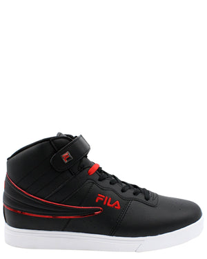 FILA-Men's Vulc 13 Mp Layer Flag Sneaker - Black-VIM.COM