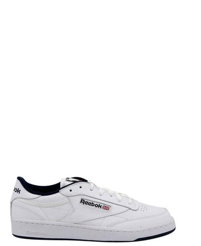 REEBOK-Men's Club Classic Sneakers - White-VIM.COM
