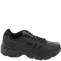 FILA Men'S Memory Workshift Slip Resistant  Sneaker - Black - Vim.com