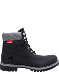 TIMBERLAND Men'S 6-Inch Scuff Helcor Waterproof Boot - Black - Vim.com