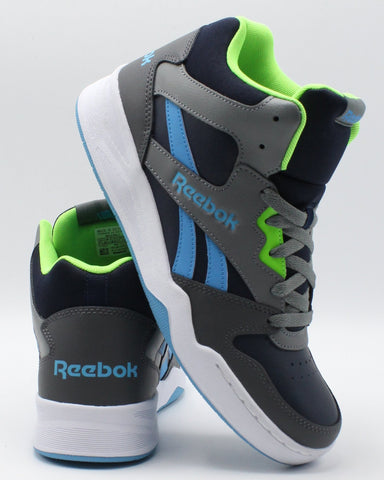 REEBOK-Men's Royal Bb 4500 H12 Sneaker - Grey Navy-VIM.COM