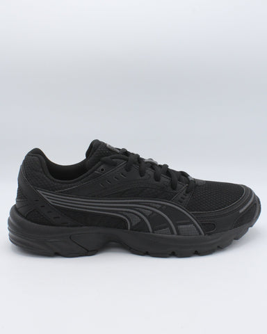 PUMA Men'S Axis Sneaker - Black - Vim.com