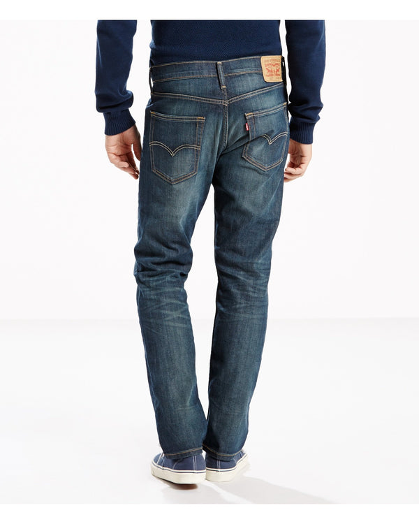 LEVI'S Men'S 502 Regular Taper Jeans - Blue - Vim.com