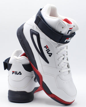 FILA-Men's Multiverse Sneaker - White Navy-VIM.COM
