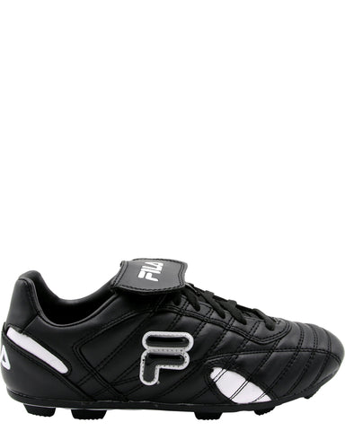 FILA-Forza Iii Rb Soccer Cleats (Grade School) - Black-VIM.COM