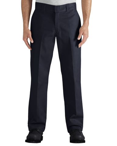 DICKIES-Men's Cell Phone Pocket Pant - Navy-VIM.COM
