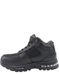 MOUNTAIN GEAR Men'S D Day Mesh Air Cushion Boot - Black - Vim.com