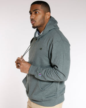CHAMPION Champion Fleece Pullover Hoodie - Forest Grove - Vim.com