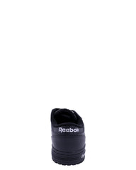 REEBOK Men'S Ex-O-Fit Lo Clean Logo Sneaker - Black - Vim.com