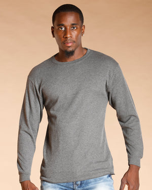 VIM Fitted Thermal T-Shirt - Charcoal - Vim.com