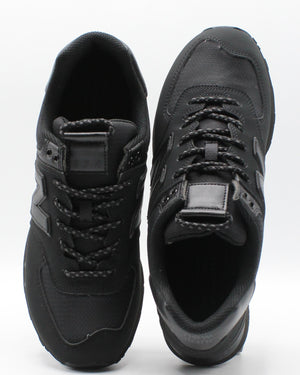 NEW BALANCE Men'S 574 Outdoor Sneaker - Black - Vim.com