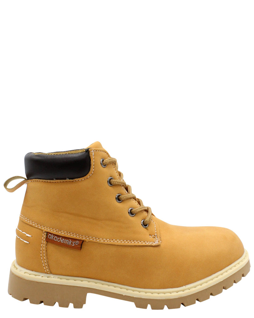 AKADEMIKS Polar 02 Boot (Pre School) - Tan - Vim.com