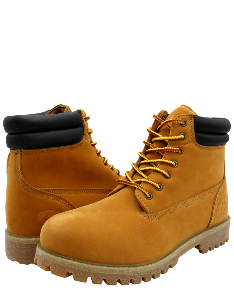 MOUNTAIN GEAR Men'S Langdon 6 Inch Workboot - Wheat - Vim.com