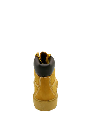 TIMBERLAND 6-Inch Basic Waterproof Boot (Grade School) - Wheat - Vim.com