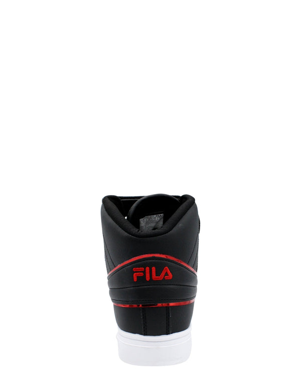 FILA Men'S Vulc 13 Mp Layer Flag Sneaker - Black - Vim.com